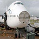 Дезинфекция воздушного транспорта