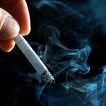 Удаление запаха сигарет