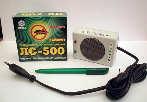 Тайфун ЛС 500