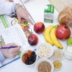 Анализ продуктов питания
